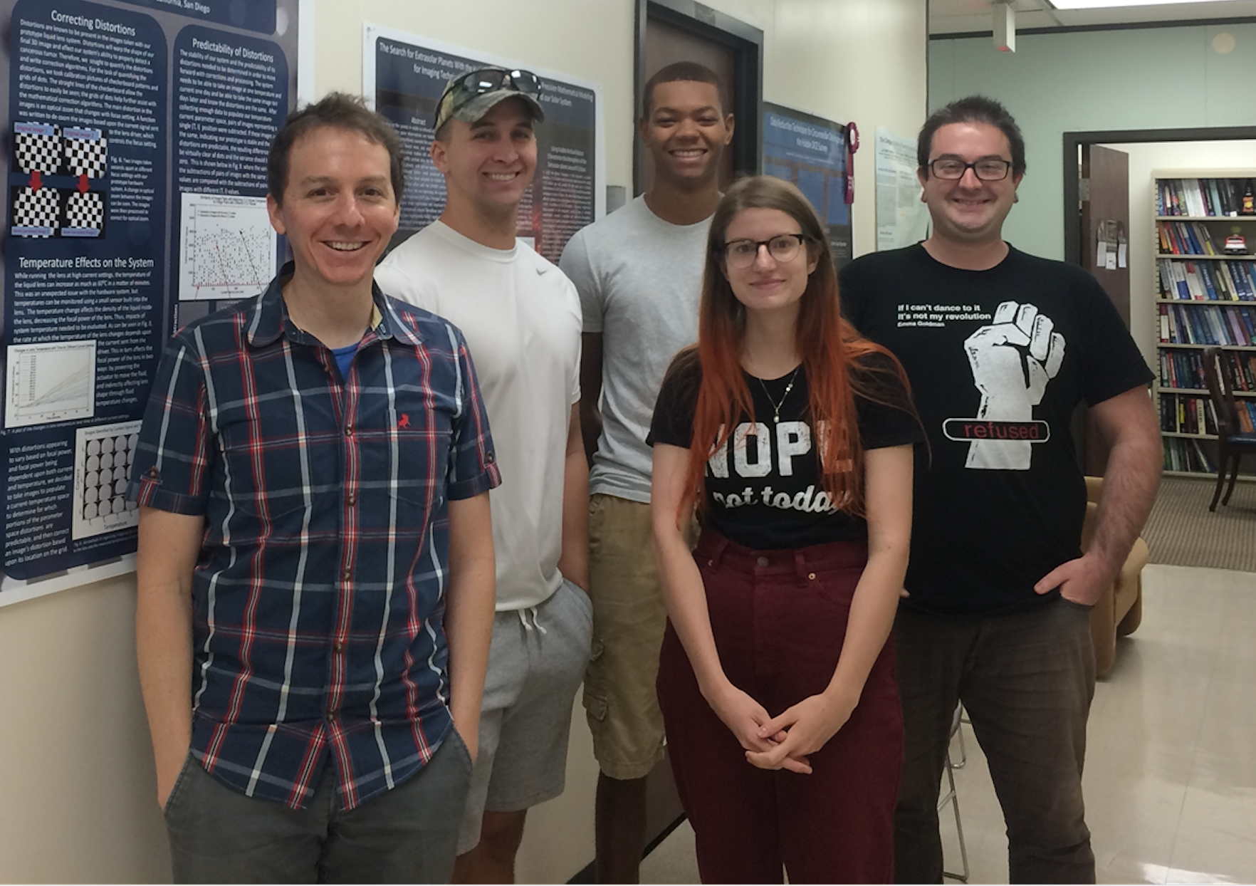 Research Group Summer 2015